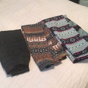 Pants - Lot of leggings